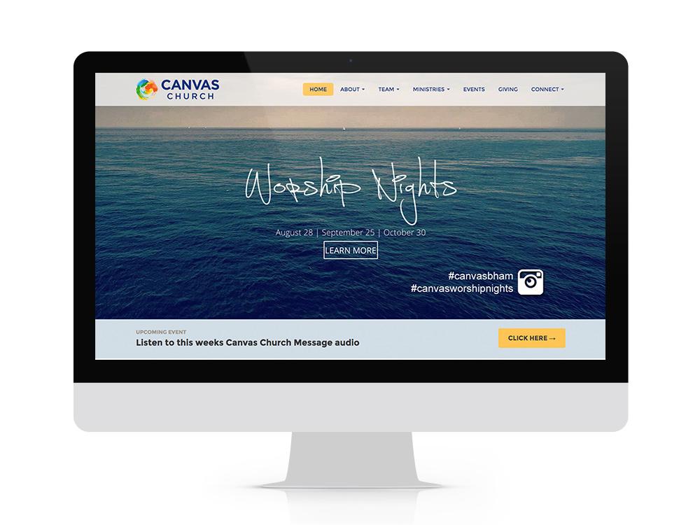 canvaschurch-website