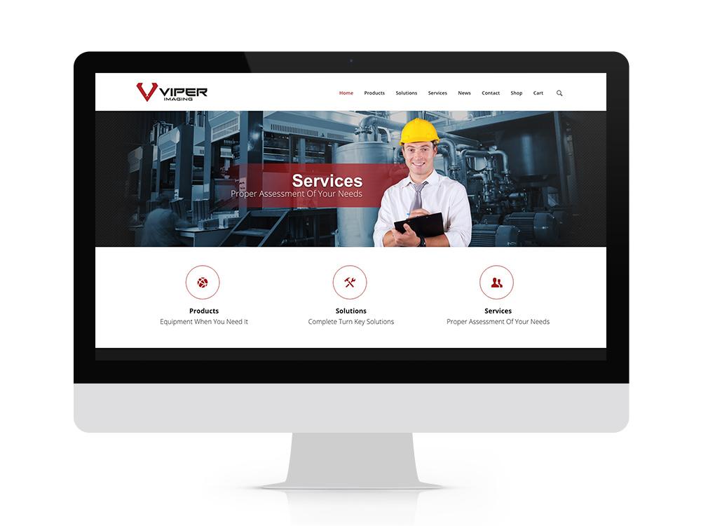 viperimaging-website